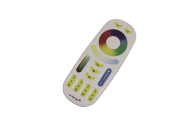 STEROWNIK PILOT DO TAŚM DIODOWYCH LED 4-STREFY UNIWERSALNY (RGB/RGBW/W+WW) (RF)